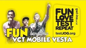 Embedded thumbnail for FUN bersama VCT Mobile Vesta