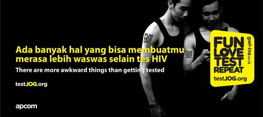 there are more awkward things than getting tested