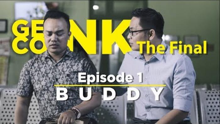 "Embedded thumbnail for GENK CONK : THE FINAL - Episode 1 ""Buddy"""